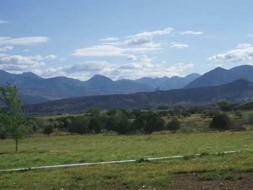 West Elk View Ranch : Crawford : Delta County : Colorado