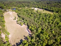 Large Acreage Tract Close To Rtp : Moncure : Chatham County : North Carolina