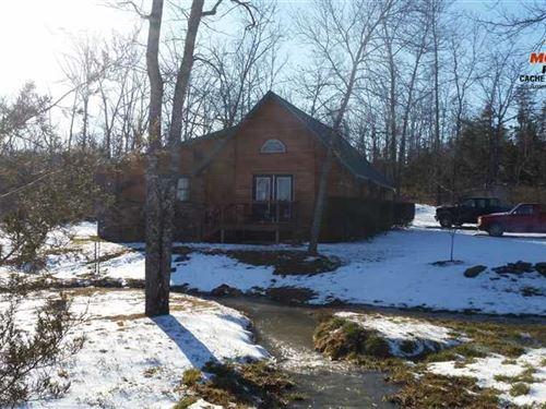 Cabin+8Ac+Creek $108,900 : Clinton : Van Buren County : Arkansas