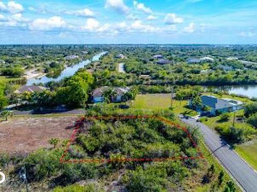 9589 Corner Dry Lot : Port Charlotte : Charlotte County : Florida