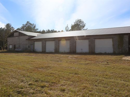 Georgiana Commercial Building : Georgiana : Butler County : Alabama