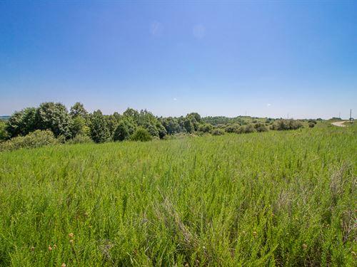 Carr Ridge Rd Tract 1, 3 Acres : Hamden : Vinton County : Ohio