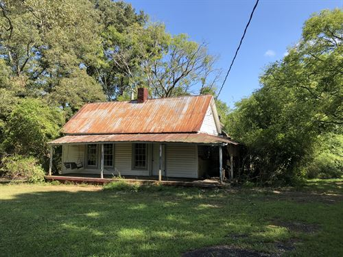 6.17 Wooded Acres - Homesite : Kingston : Bartow County : Georgia