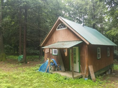 Camp Corbett Hill, Finger Lakes : Orange : New York County : New York