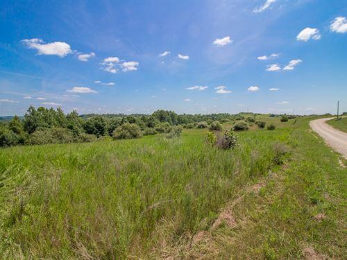 Carr Ridge Rd Tract 2, 2 Acres : Hamden : Vinton County : Ohio