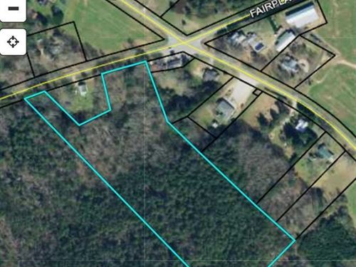 12+ Acres With 300Ft Of Road Front : Rutledge : Morgan County : Georgia