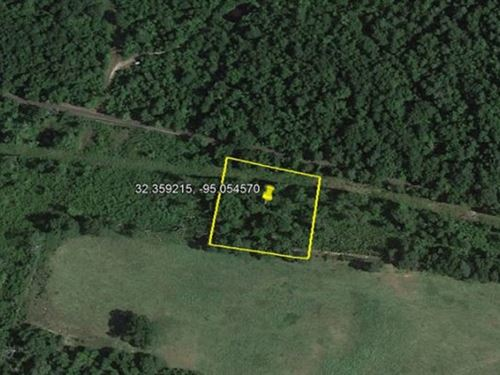 Rural Unrestricted Land In Smith : Tyler : Smith County : Texas