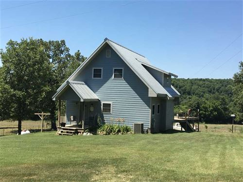 Spring River Living, 146 Acres : Williford : Sharp County : Arkansas