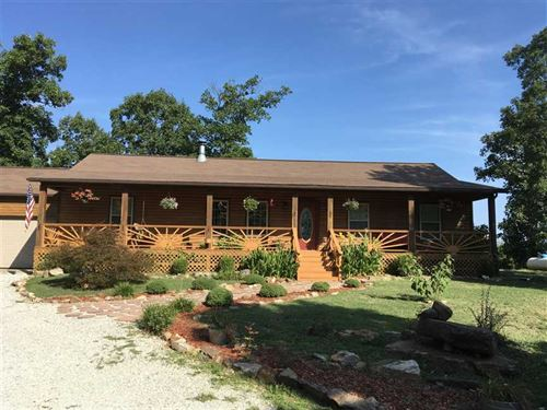 Gorgeous Home, Gorgeous View, Nice : Mountain View : Stone County : Arkansas