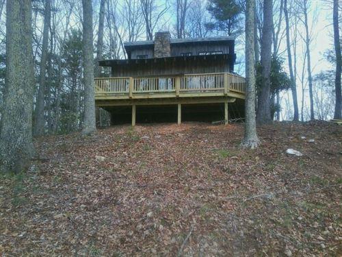 Rustic Contenporay Home : Copper Hill : Floyd County : Virginia