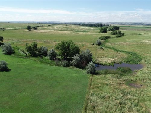 Garden County Range And Creek : Lewellen : Garden County : Nebraska