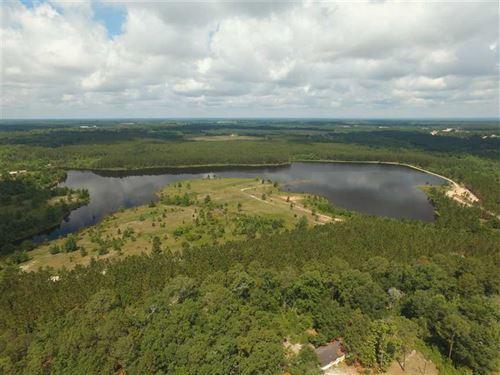 Piney Bluff Estates Lake Front Lot : Baxley : Appling County : Georgia