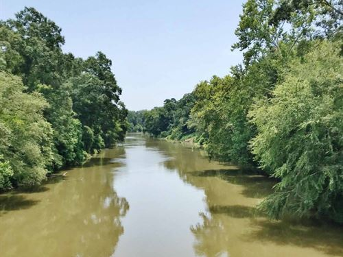 20 Acres Bogue Chitto Riverfront Pr : Tylertown : Walthall County : Mississippi