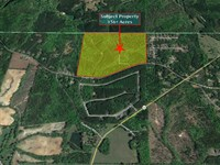 Prime Residential Development Tract : Forsyth : Monroe County : Georgia