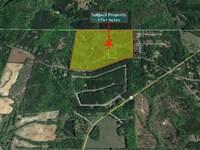Prime Residential Development Tract : Forsyth : Monroe County : Georgia