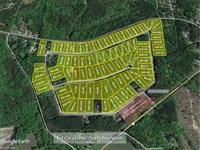 Subdivision Ready To Be Developed : Forsyth : Monroe County : Georgia