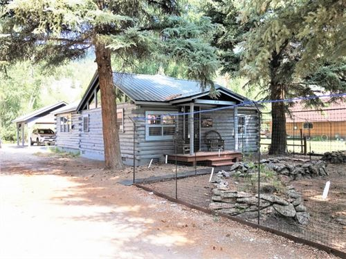 Happy Trails Cabin : Lake City : Hinsdale County : Colorado
