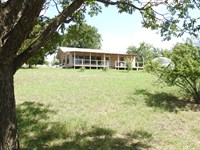 Home, Pecan Orchard And View : Rogers : Bell County : Texas