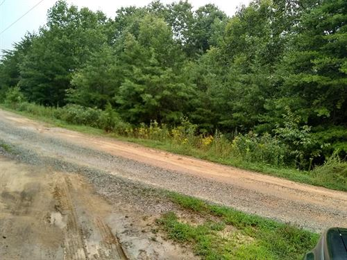 Nice Lot For Sale : Prospect : Prince Edward County : Virginia