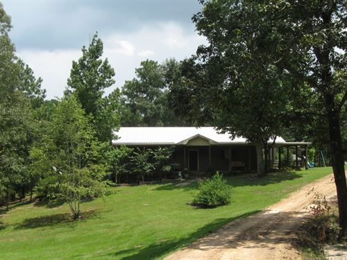 2502 Hwy 44 : Columbia : Marion County : Mississippi