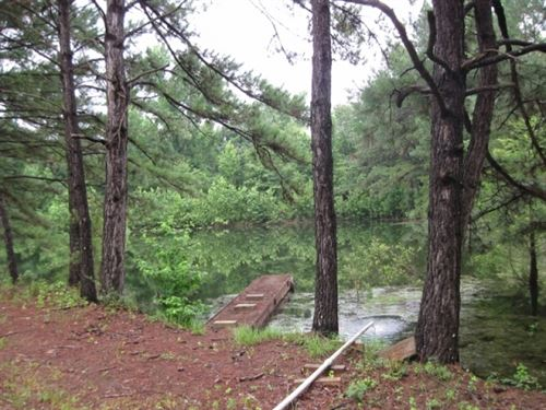 84 Acres Rocky Branch Road : Columbia : Marion County : Mississippi