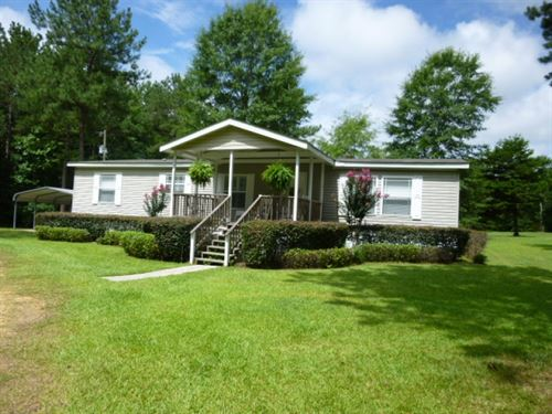 3668 Jack Lane Sw : Bogue Chitto : Lincoln County : Mississippi