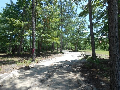 Waterfront Lot For Sale : Chocowinity : Beaufort County : North Carolina