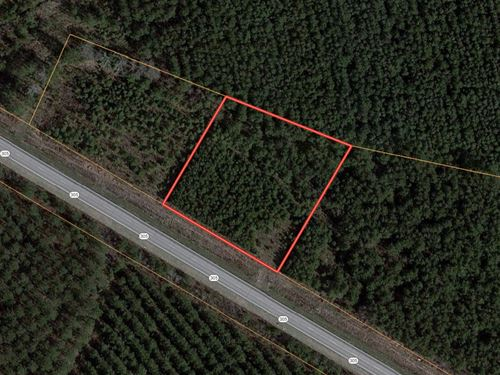 Residential Lot For Sale : Aulander : Bertie County : North Carolina