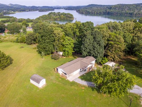 3 Bed 2 Bath Home On 1 1/2 Acres : Bean Station : Grainger County : Tennessee