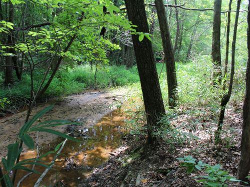 Recreational/Residential Acreage : Lexington : Oglethorpe County : Georgia