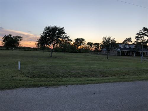 Land To Build Your Dream Home : Crosby : Harris County : Texas