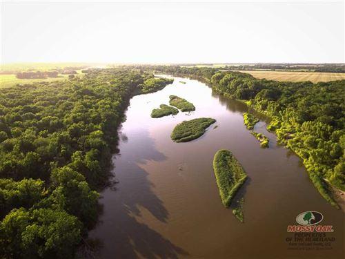 Arkansas River 305 : Oxford : Cowley County : Kansas