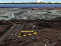 1.74 Acre Lot, Residential OR Rec : Ninilchik : Kenai Peninsula Borough : Alaska