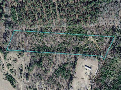 6.01 Acres - Fairfield County, Sc : Winnsboro : Fairfield County : South Carolina