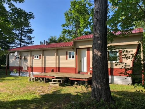 12372 N. Randolph Mls 1110145 : Watton : Baraga County : Michigan