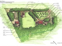 Aiken Farm, Hunting And Homestead : Trenton : Edgefield County : South Carolina