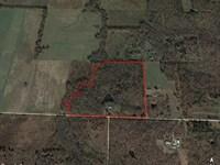 The Vernon Secluded 30 Acres Prime : Montevallo : Vernon County : Missouri