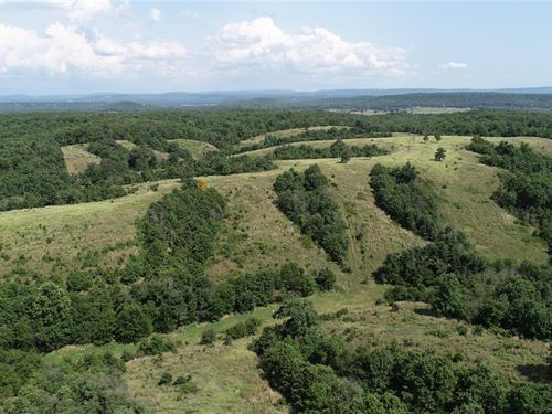 110 +/- Acres : Tahlequah : Cherokee County : Oklahoma