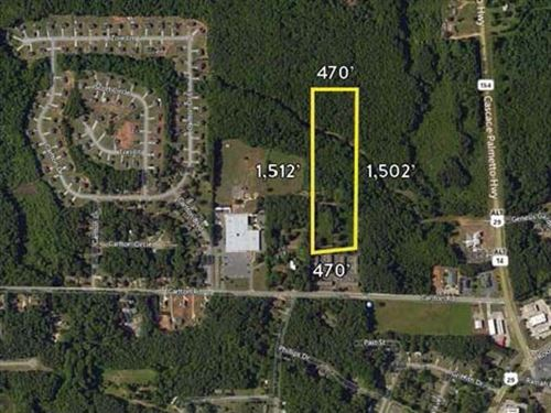 96 Partially Developed Townhome Lot : Palmetto : Fulton County : Georgia