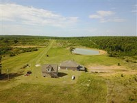 160 Acres With 3032 Sq, Ft, Ho : Mountain View : Stone County : Arkansas