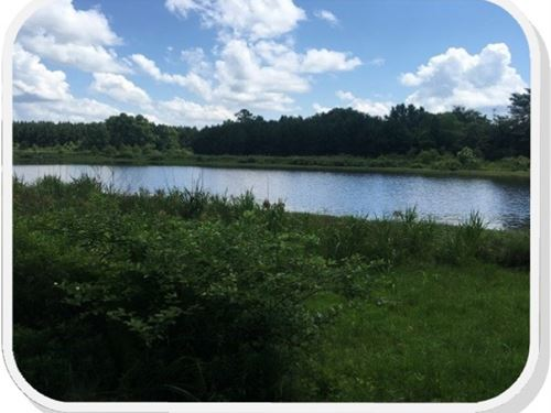 73.5 Acres With A Home In Holmes CO : West : Holmes County : Mississippi