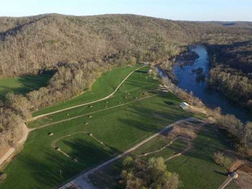 2.06 Acres, Current River, For Sal : Van Buren : Carter County : Missouri