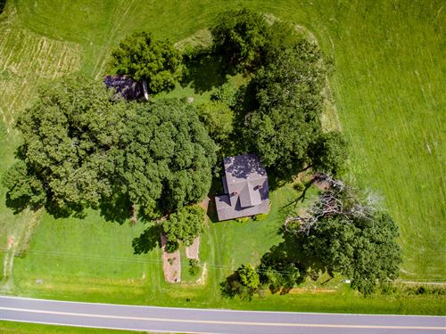 Beautiful 101 Acre Farm : Siler City : Chatham County : North Carolina