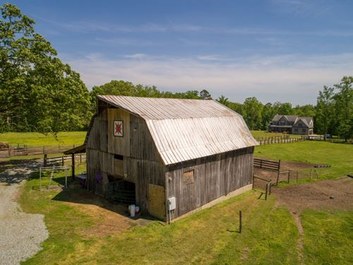 40 Acre Farm In The Heart Of Nc : Snow Camp : Alamance County : North Carolina
