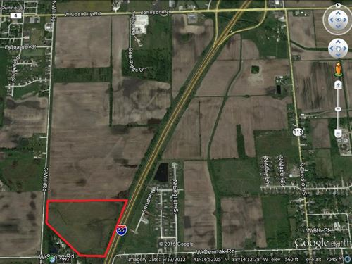 Diamond Industrial Land : Diamond : Will County : Illinois