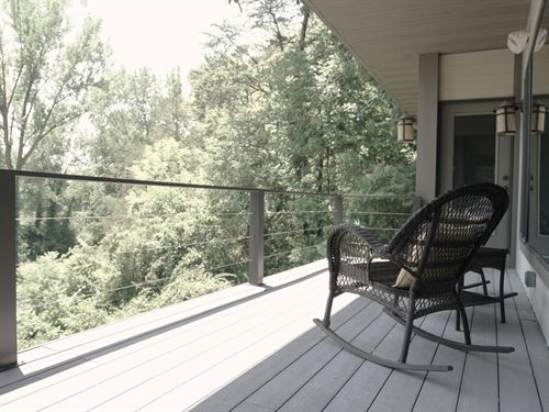 The Bluff Quarry Property : New Franklin : Boone County : Missouri