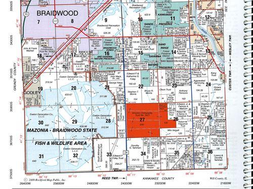 Essex 760 Acres : Essex : Will County : Illinois