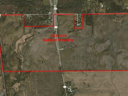 Beecher Industrial Site : Beecher : Will County : Illinois
