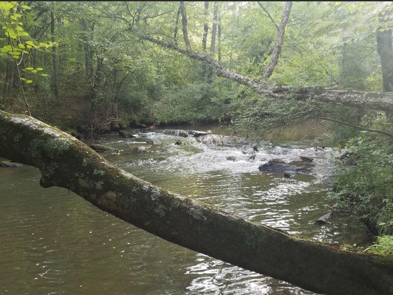 Beautiful Bear Creek Property : Covington : Newton County : Georgia