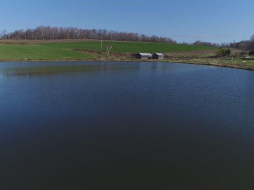 Private Lake & Big Acreage : Worcester : Otsego County : New York